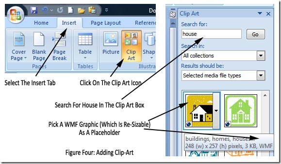 word 2007 clipart missing - photo #32