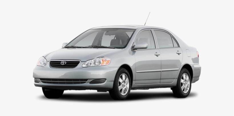 2008 Toyota Corolla.