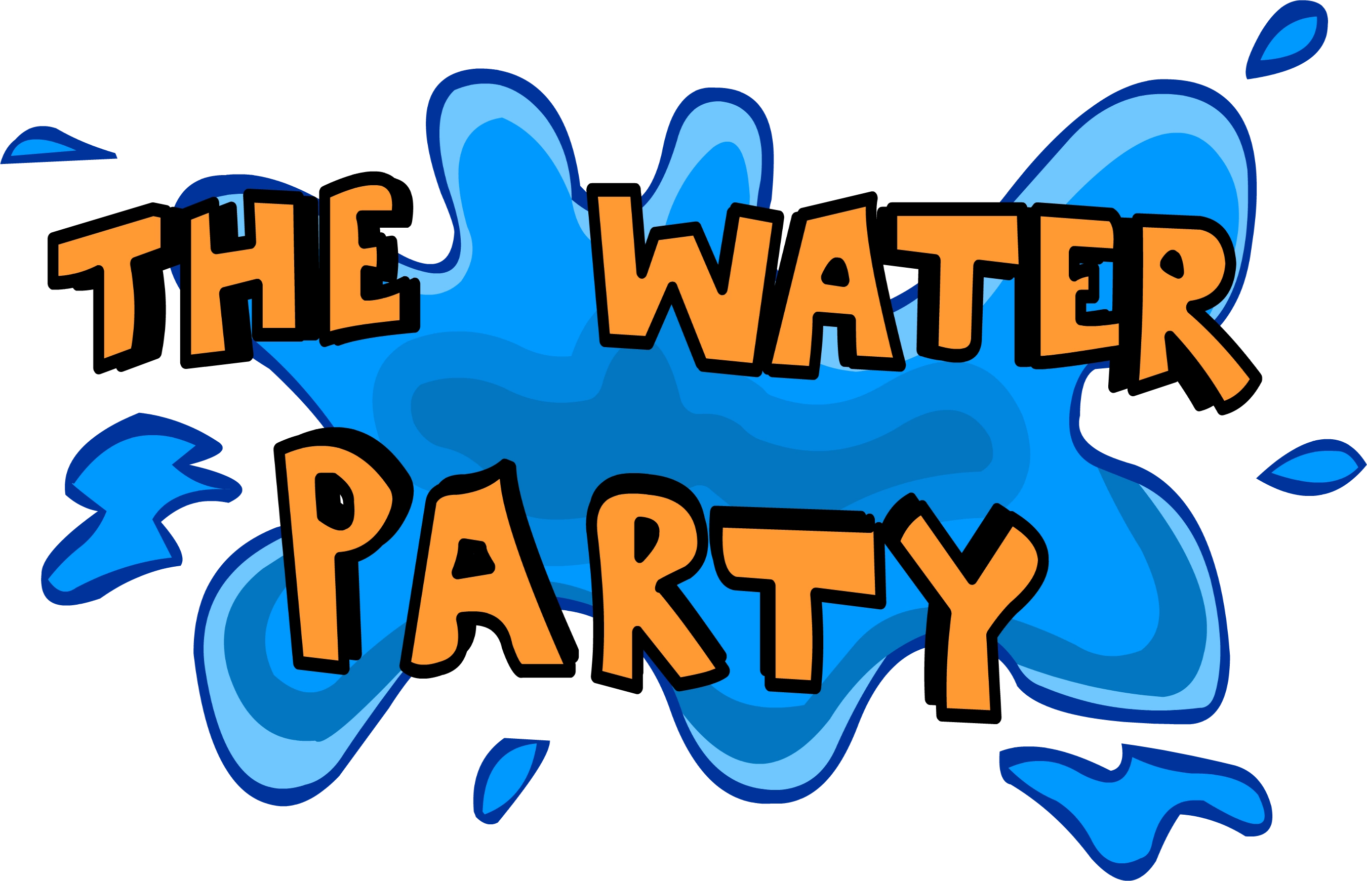 Download Water Party 2008 Logo.