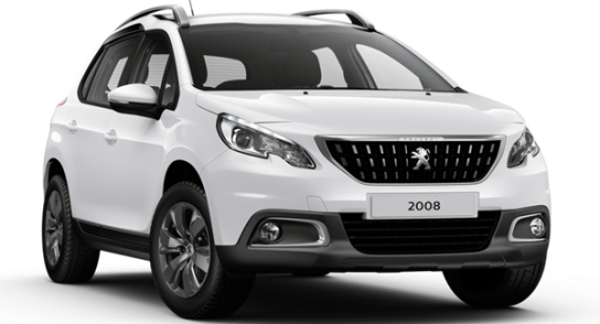 Peugeot 2008 png » PNG Image.