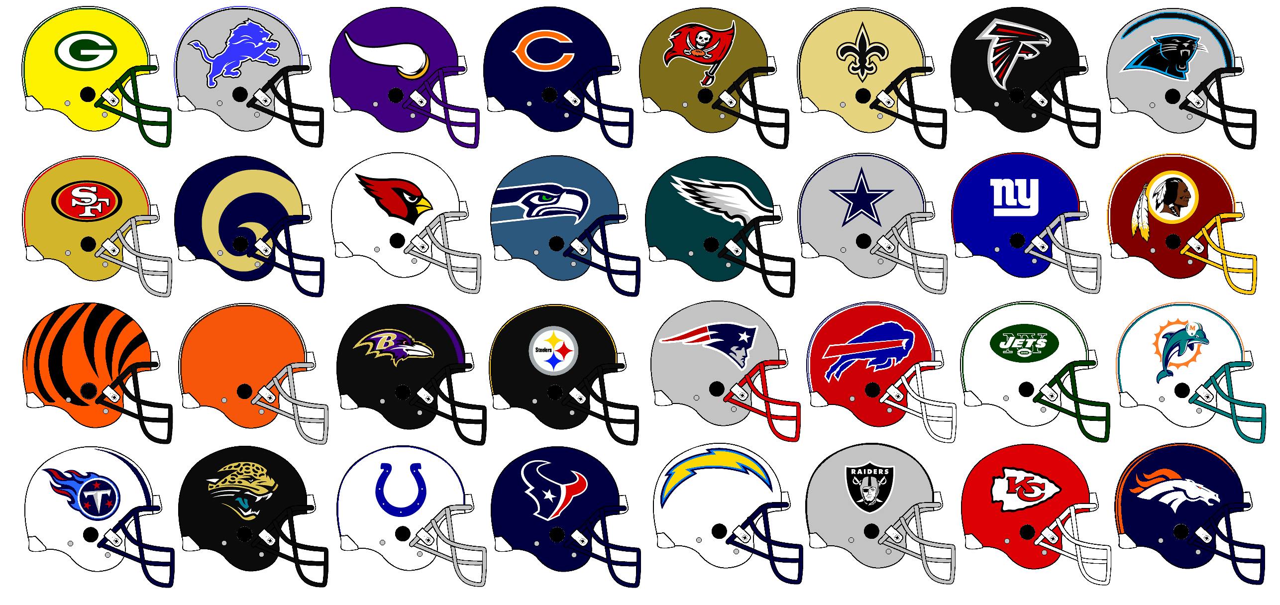 Clipart nfl teams xmas card picture.
