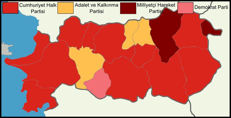 File:2009 Aydın Yerel Seçim Sonuçları Haritası.png.