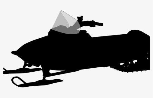 Free Snowmobile Clip Art with No Background.