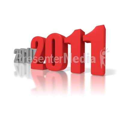 New Year 2011 Clipart PresenterMedia Blog.