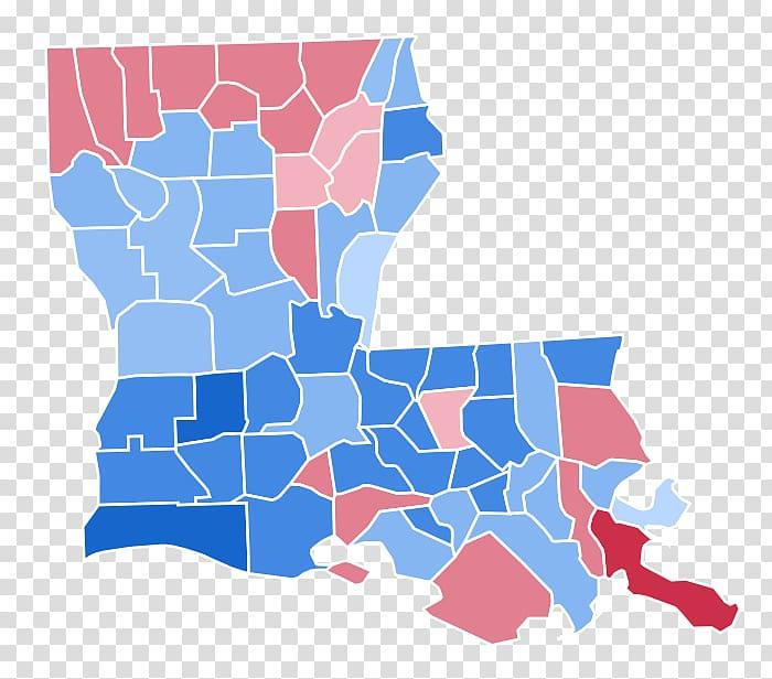 Louisiana US Presidential Election 2016 United States.