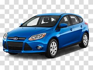 2012 Ford Focus Hatchback transparent background PNG.