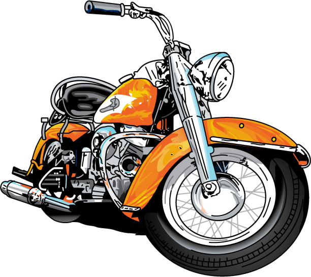 Free Harley Motorcycle Png, Download Free Clip Art, Free.