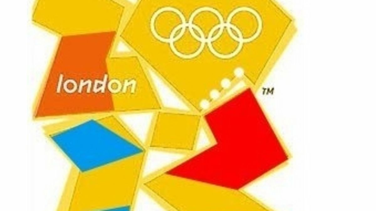 Is The 2012 Olympics Logo Naughty?.