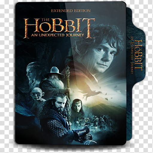 The Hobbit An Unexpected Journey Folder Icon, An Unexpected.