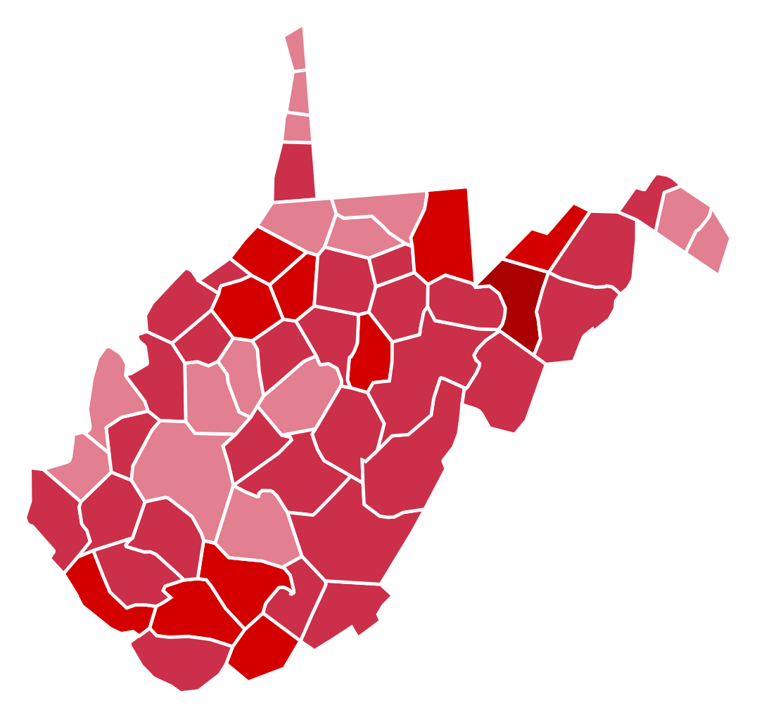 File:West virginia presidential election results 2012.svg.