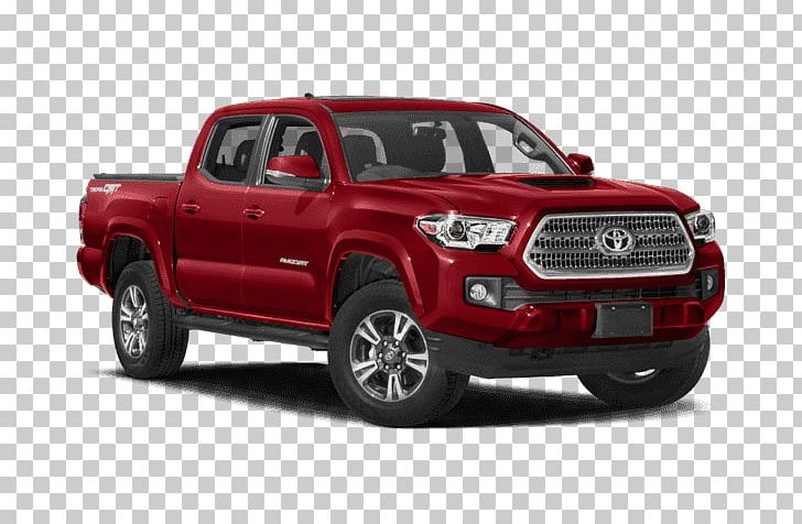 2018 Toyota Tacoma TRD Sport Pickup Truck Car Four.