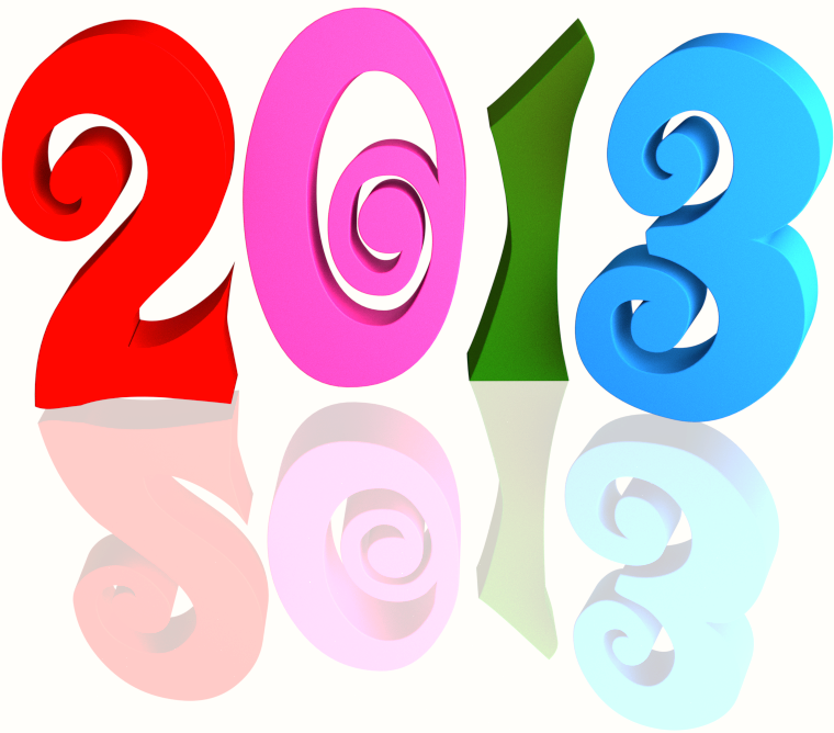 2013 Clipart.
