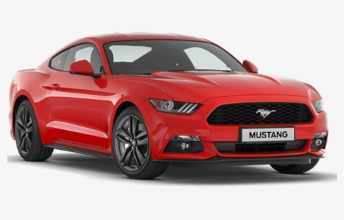 Free Ford Mustang Clip Art with No Background.