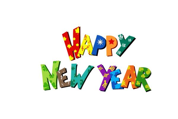 New years pictures clip art 2014.