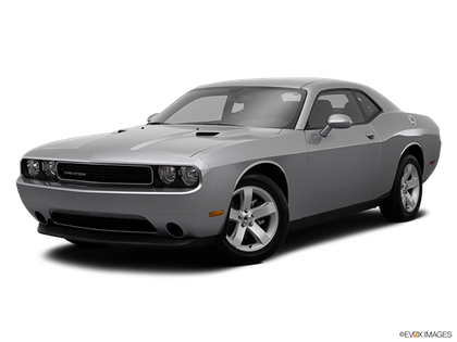 2014 Dodge Challenger Review.