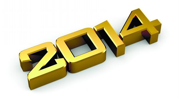 Wish you Happy New Year 2014.