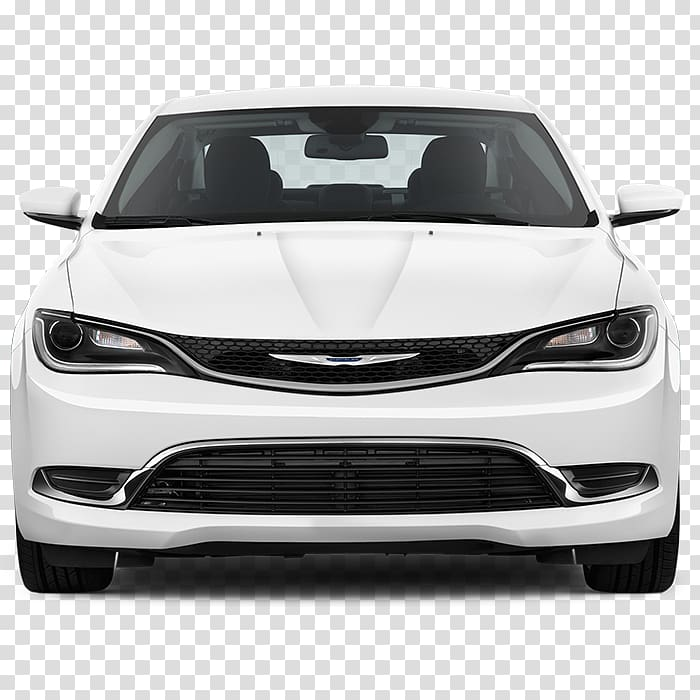 2017 Chrysler 200 Car Front.