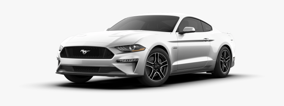Ford Mustang Gt 5.0 2019 , Transparent Cartoon, Free.