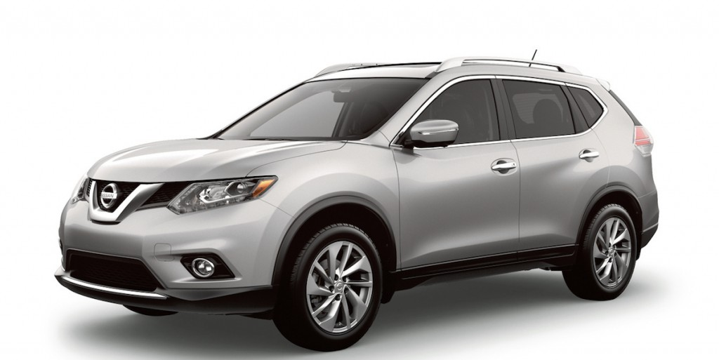 2016 Nissan Rogue Best Buy Review.