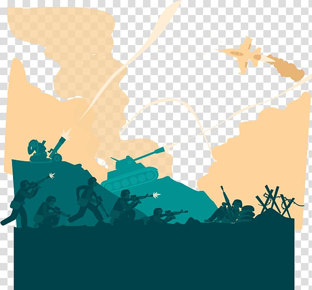 Soldiers illustration, National Defence Academy Sun Tzu\\\'s.