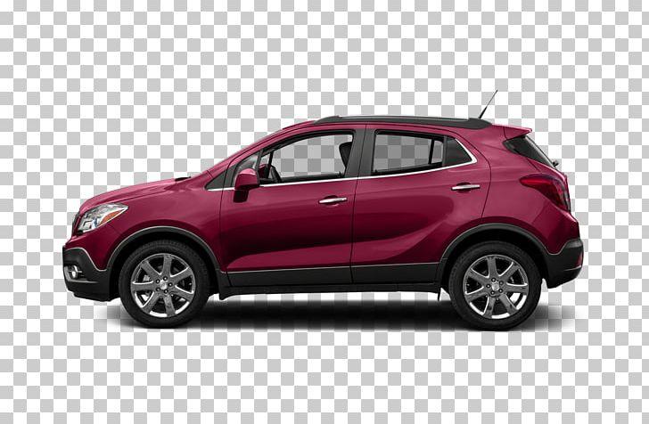 2016 Buick Encore Convenience Car General Motors Vehicle PNG.