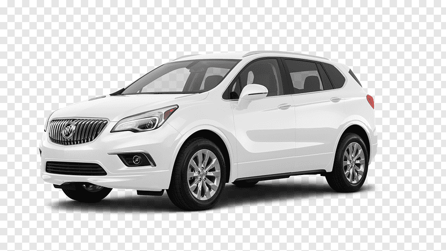 Buick Envision cutout PNG & clipart images.