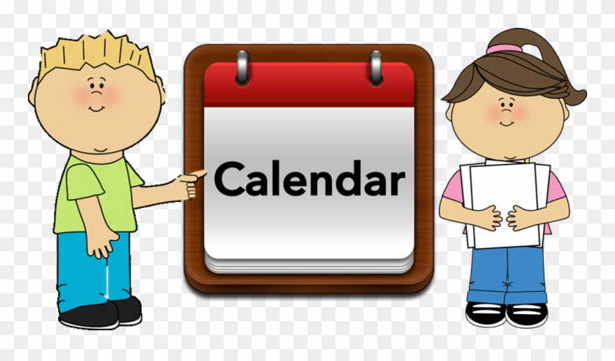 My Calendar Book.