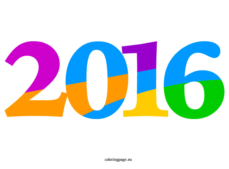 2016 Clipart.