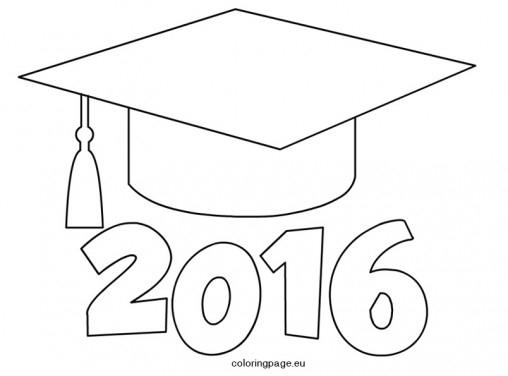 2016 clipart graduation hat, 2016 graduation hat Transparent.