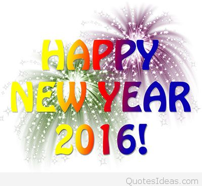 2016 clipart new year.