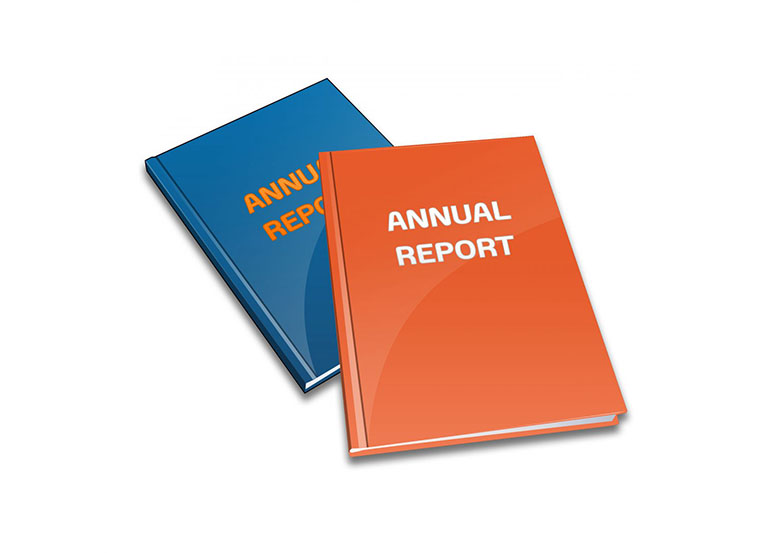 Annual reports.