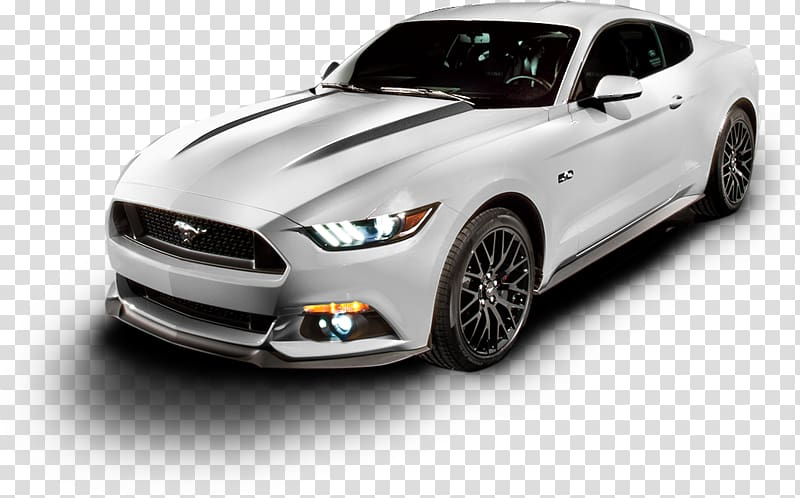 Ford Mustang Mid.