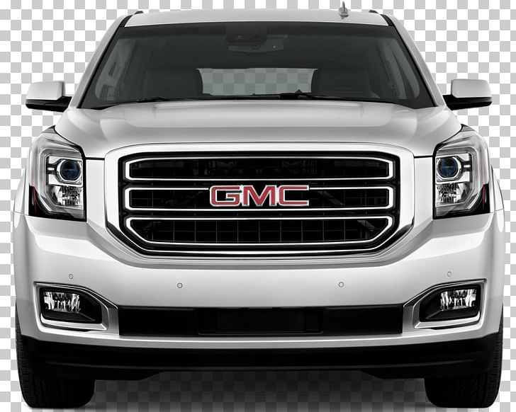 2016 GMC Yukon XL Chevrolet Tahoe Car 2017 GMC Yukon PNG.