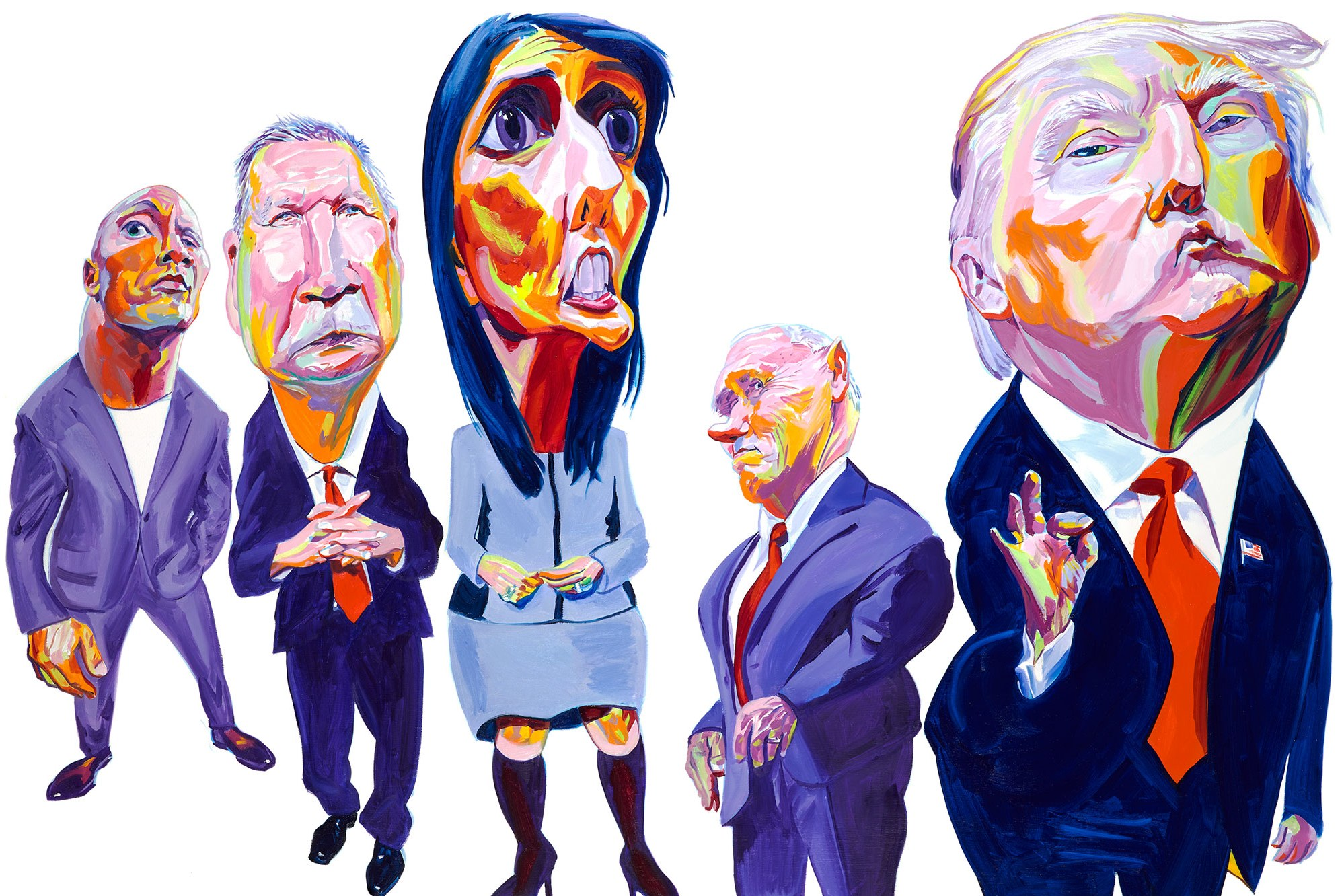 "He\'s Going to Fieldstrip These Guys"": Inside the Trump 2020."