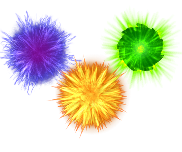 Special Effects PNG Clipart.