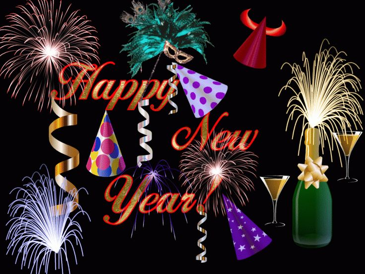 25+ best ideas about Happy New Year Wallpaper on Pinterest.