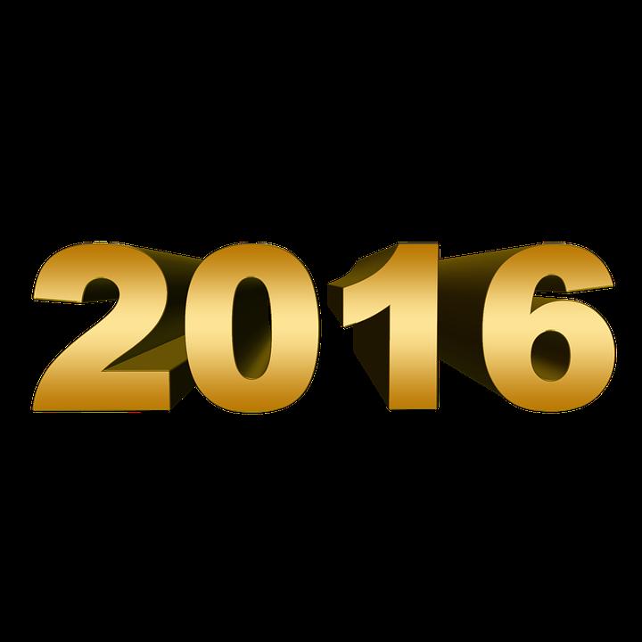 Sylvester 2016 Fireworks New.
