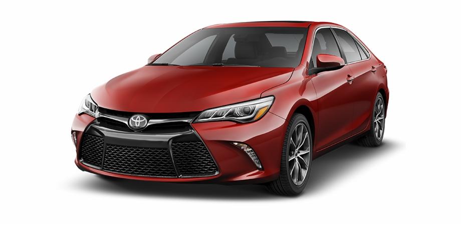 2016 Toyota Camry Angular Front.