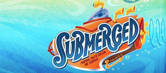 Vbs Submerged Clipart.