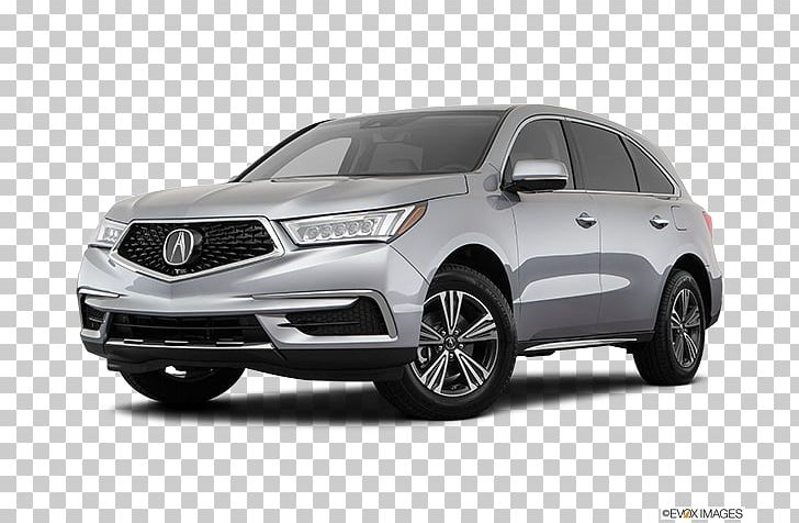 Acura RDX Car 2017 Acura MDX Sport Utility Vehicle PNG.