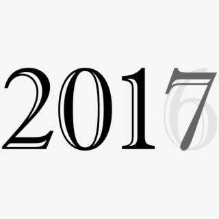 Logo 2016 2017 New Year Others Angle , Transparent Cartoon.