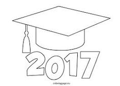 2017 Clipart Black And White.