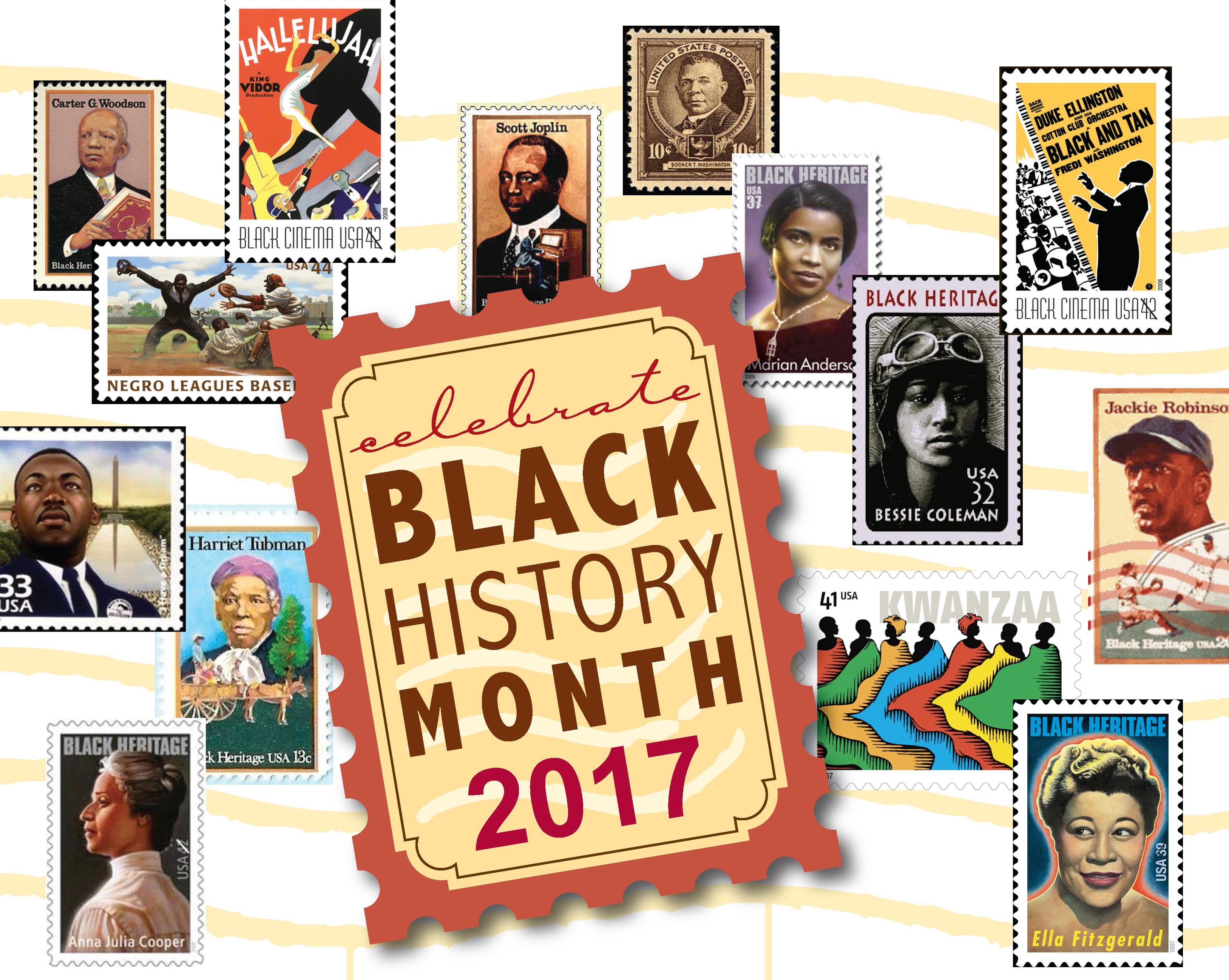 Black History Month 2017.