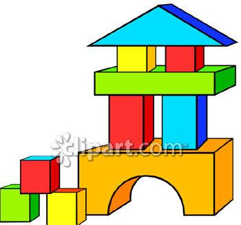 Building blocks clipart 7 » Clipart Station.