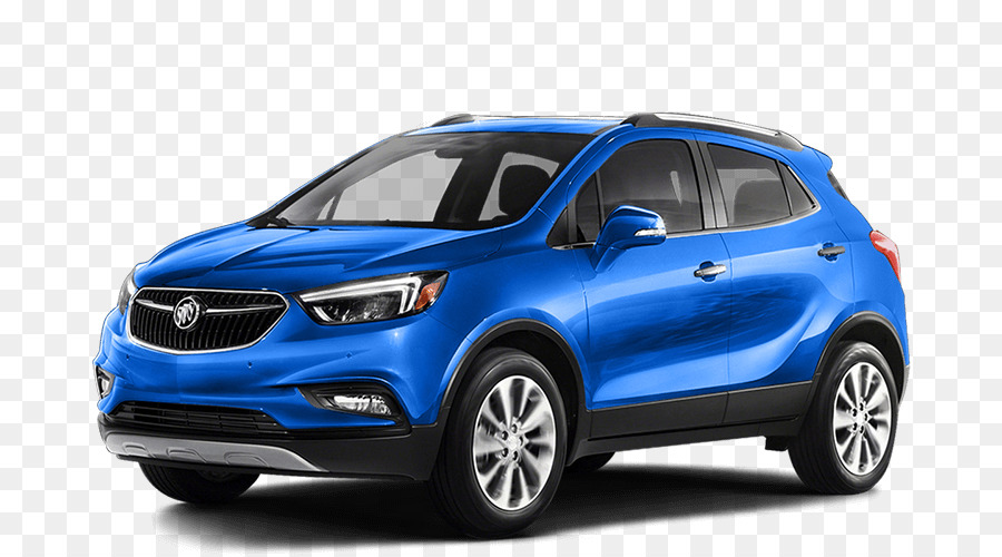 2017 Buick Enclave 2017 Buick Encore Preferred II SUV.