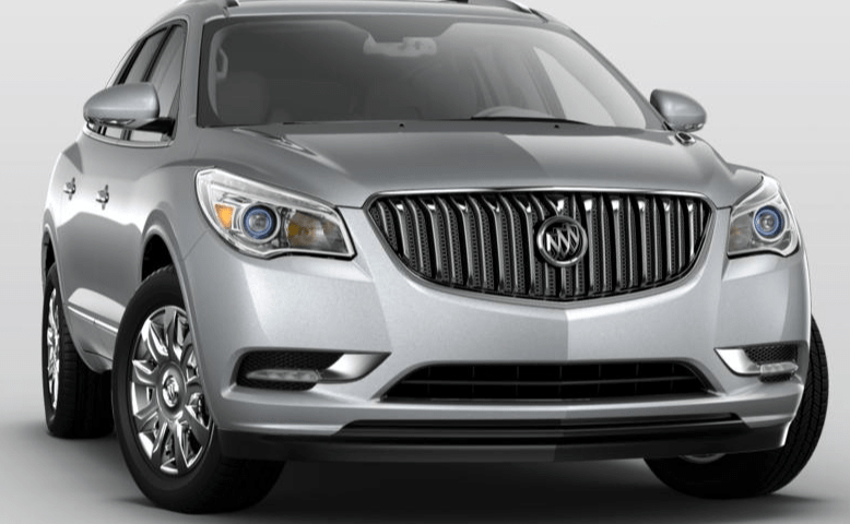 2017 Buick Enclave Premium AWD.