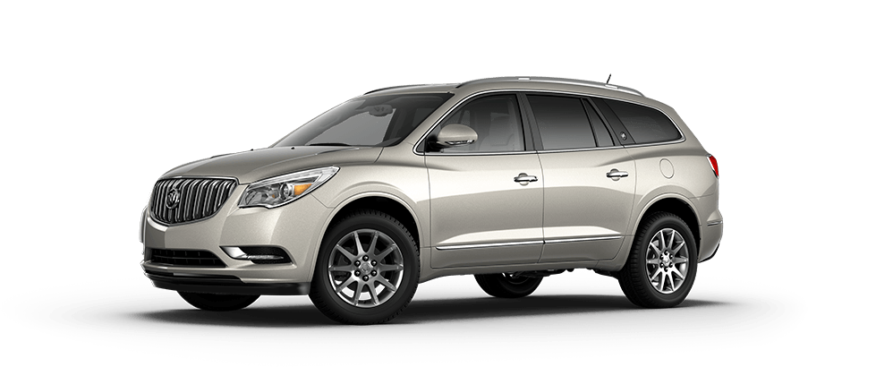 The 2017 Buick Enclave l Specifications and Info l Dave Arbogast.