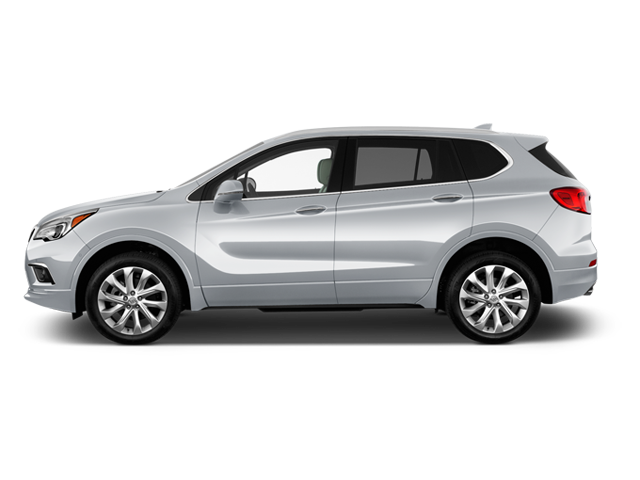 2017 Buick Envision.