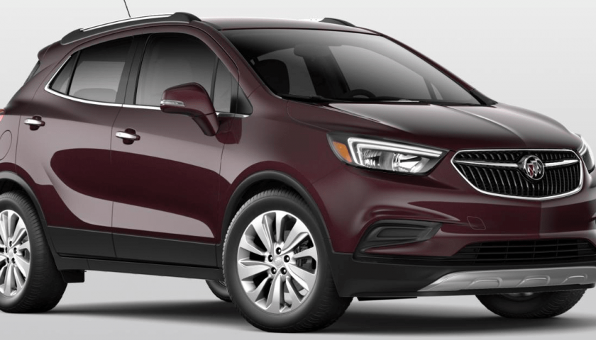 2017 Buick Encore Preferred AWD.