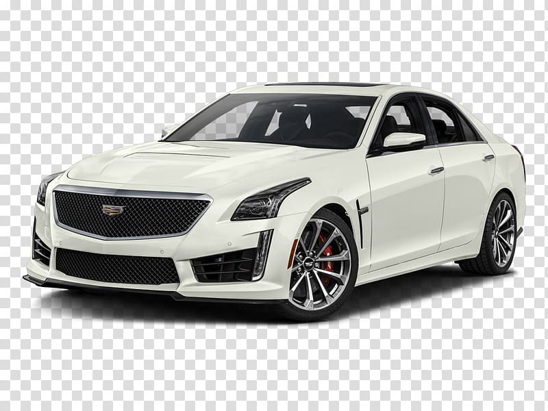 2017 Cadillac CTS.